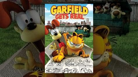Garfield Gets Real - YouTube