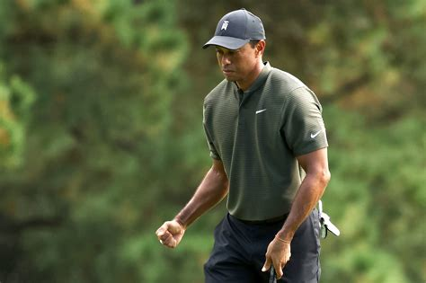 Tiger Woods satisfied with solid start to title defence