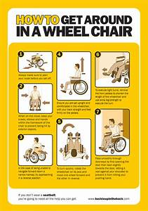 Candid Seat Belt Psas Show You How To Use A Wheelchair And