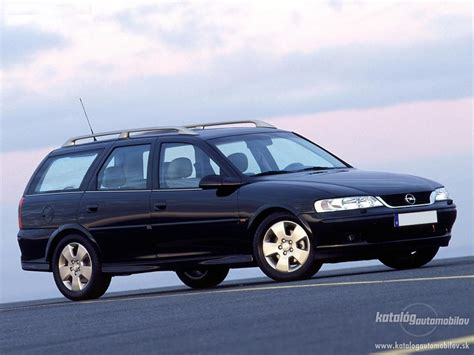 Opel Vectra B by 2001 Opel Vectra B Caravan Pictures Information And