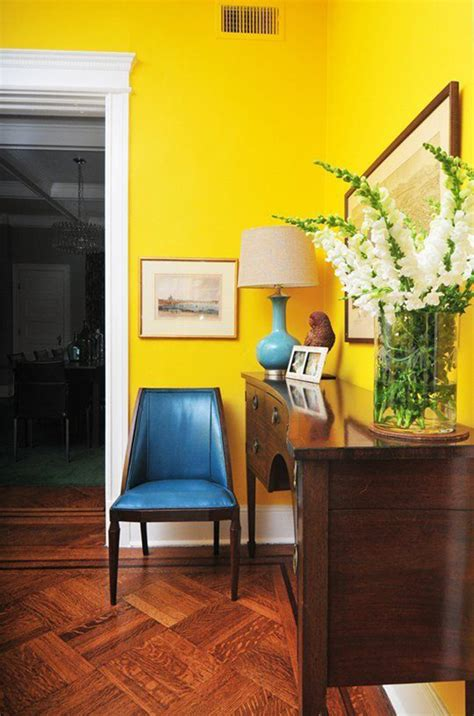 [for The Home] Bold Wall Colours  So Fresh & So Chic