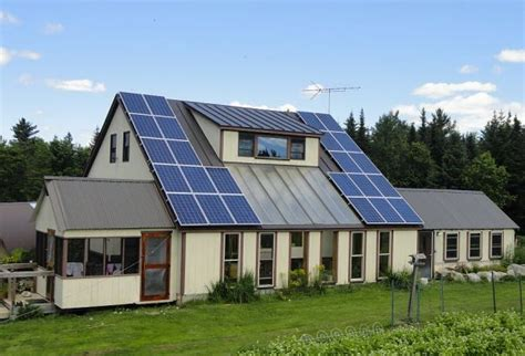 solar panels on houses greencyclopedia solar power at home now easier than ever