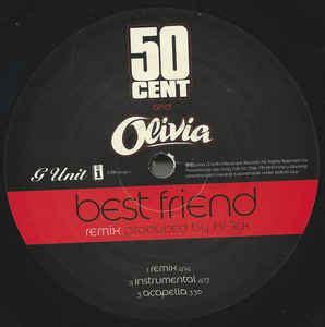 50 cent best friend traduzione 50 cent and best friend remix vinyl 12