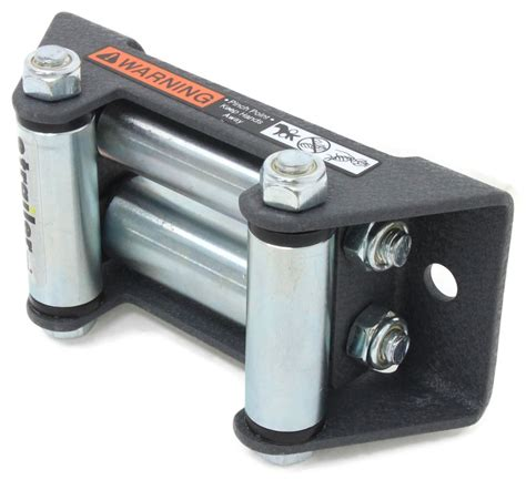 replacement roller fairlead for superwinch terra 25 35 and atv winches superwinch accessories