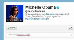 #FollowThursday: Michelle Obama joins Twitter - POLITICO