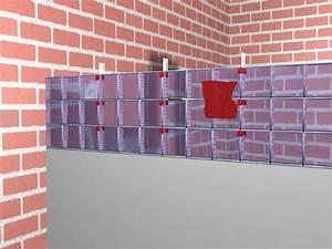 Glasbausteine Für Dusche : glasbausteine installieren wikihow ~ Michelbontemps.com Haus und Dekorationen