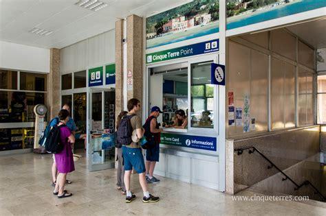 Ufficio Turistico Cinque Terre levanto
