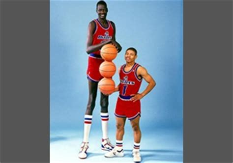 Should Basketball Have Height Divisions Like Wrestling