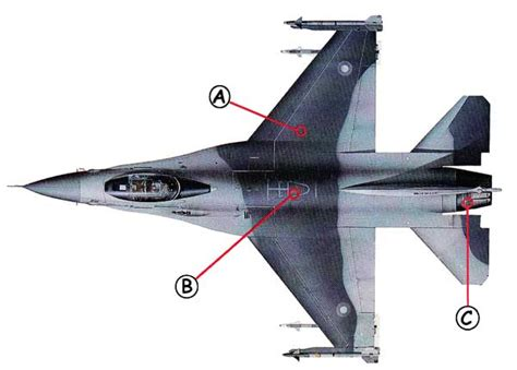 F16 Fighting Falcon Aircraft