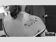 Tatouage Hirondelle Dos Femme Printablehd