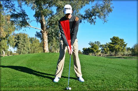 left handed golf swing golf grip pointing the v s grant brown golf