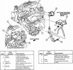 I Have A 1993 Ford Ranger 4 0  I Can U0026 39 T Locate The Egr