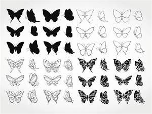 Kleiner Schmetterling Tattoo : schmetterling tattoo liste mit 11 bedeutungen ~ Frokenaadalensverden.com Haus und Dekorationen