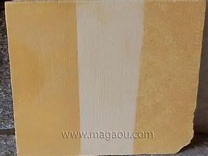 comment appliquer le badigeon a la chaux decoration With comment appliquer de la peinture