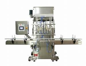 Machine À Café À Piston : bottle filling equipment water filling machine liquid fillers acasi machinery acasi ~ Melissatoandfro.com Idées de Décoration