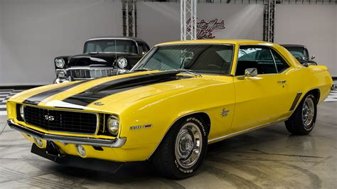 Classic And Muscle Cars Is