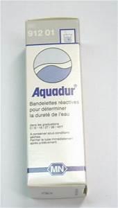 Test De Dureté De L Eau : tests bandelettes th duret de l eau aquadur entre2 eaux ~ Melissatoandfro.com Idées de Décoration