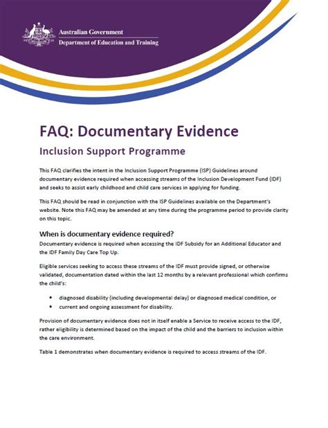 inclusion development fund manager resources