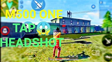 Diamonds enable you to purchase skins of hot firearms, unlock personalities. M500 ONE TAP😱HEADSHOT    FREE FIRE    - YouTube