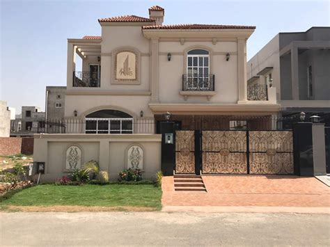 4 Marla Home Design In Pakistan : 10 Marla Villa Houses For Sale In Lahore On Installments 2018