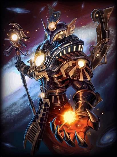 Ra Smite God Sun Egyptian Dios Sunstar