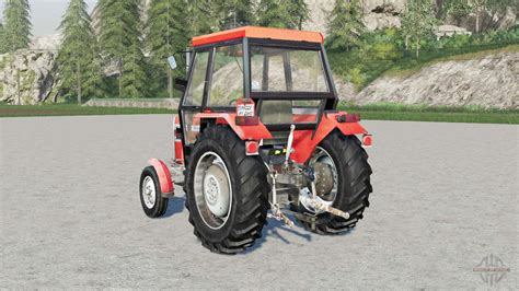 Massey Ferguson 255 for Farming Simulator 2017