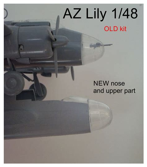 Aza4021 Ki-48 Lily Correction Set