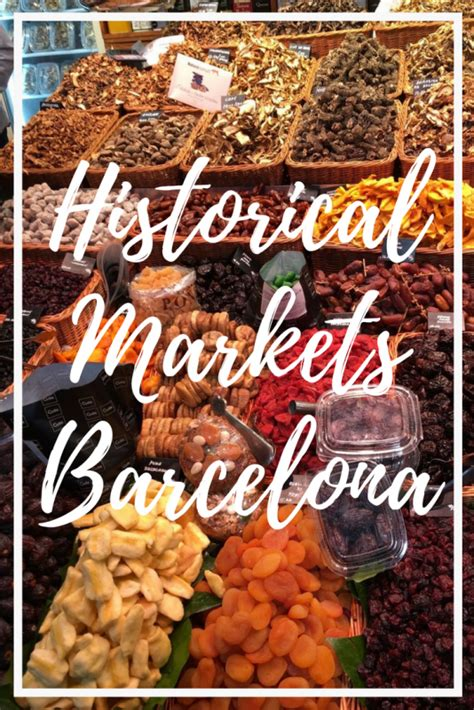 Historic Food Markets in Barcelona – Devour Barcelona