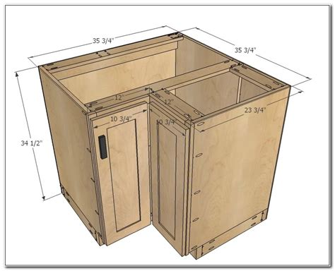 base kitchen cabinet depth kitchen corner base cabinet dimensions cabinet home 4327