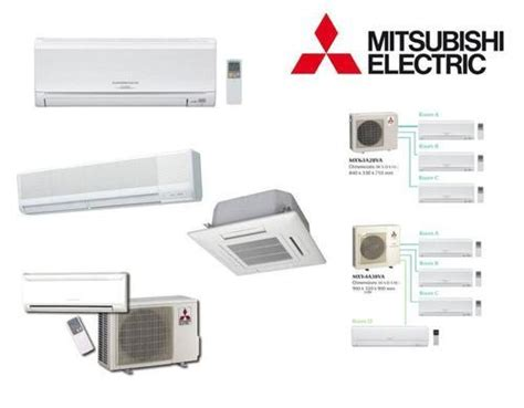 Mitsubishi Central Air Conditioner mitsubishi ac central air conditioner shreeji cooling