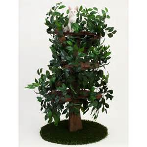 luxury cat tree base