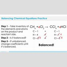 Balancing Chemical Equations Lesson Plan  A Complete Science Lesson Using The 5e Method Of