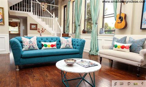 Eclectic : Eclectic Living Room Design Ideas