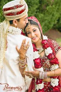 Traditional Indian Wedding Couple