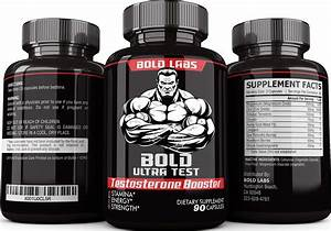 Testosterone Booster Extra Strength  90 Capsules  1305 Mg Testosterone Booster For Men Blend