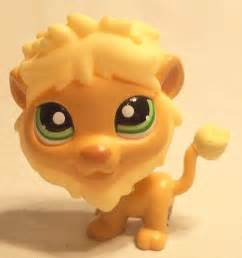lps yellow cat littlest pet shop golden yellow cat 1576 green