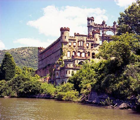 Bannerman Castle Pollepel Island New York - XciteFun.net