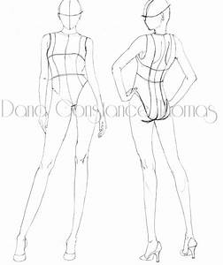 fashion illustration templates front With fashion illustration templates front and back