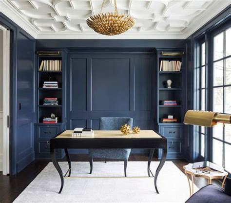 benjamin newburyport blue paint colors in 2019 home office decor hale navy