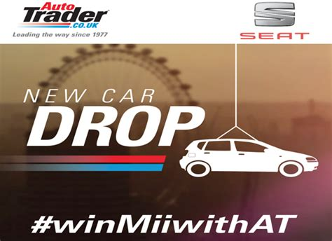 Give Your Car Away - auto trader is giving a car away find out how to get