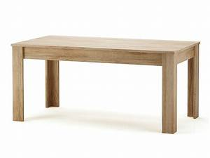 Table a manger rectangulaire en bois 160 x 90 cm for Table salle a manger en bois