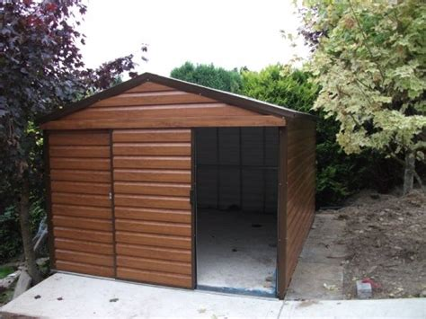Heartland Stratford Saltbox Wood Storage Shed by Wooden Garden Sheds Mayo Section Sheds