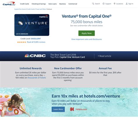 We did not find results for: Venture from Capital One Review: This Is My Best Credit Card for Hotel Stays