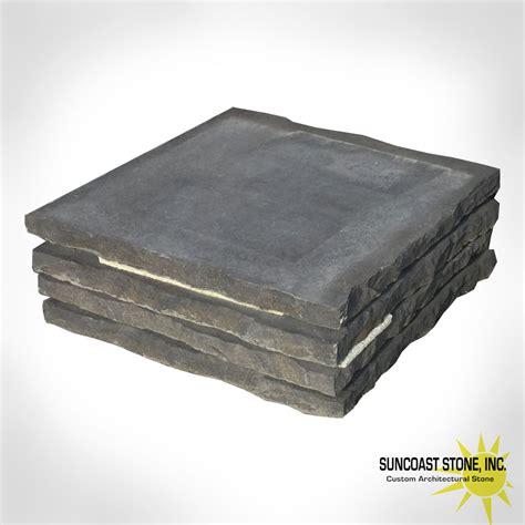 cladding fireplace pv 5 black slate paver 22x22 suncoast