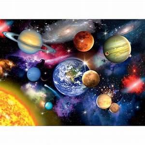 Solar System - 300XXLpc Jigsaw Puzzle from Jigsaw Puzzles ...
