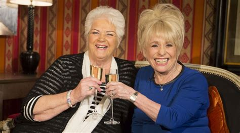 Dame Barbara Windsor's best moments as Peggy Mitchell in ...