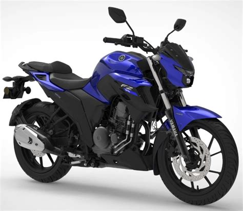 The fz is the model that revived yamaha's fortunes in india, and since its launch it has been the gold standard for it offered a number of new technologies like radial tyres and a centralised fuel tank at the time of its launch. 2020 BS6 Yamaha FZ 25 and FZS 25 Officially Unveiled