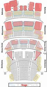 Cibc Theater Seating Chart  U0026 Seat Views  With Images