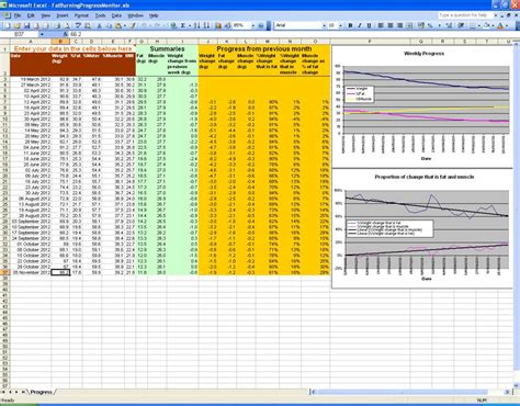 macronutrient spreadsheet google spreadshee macronutrient