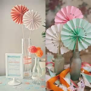 paper fan backdrop jaw dropping paper fan wedding decoration ideas within